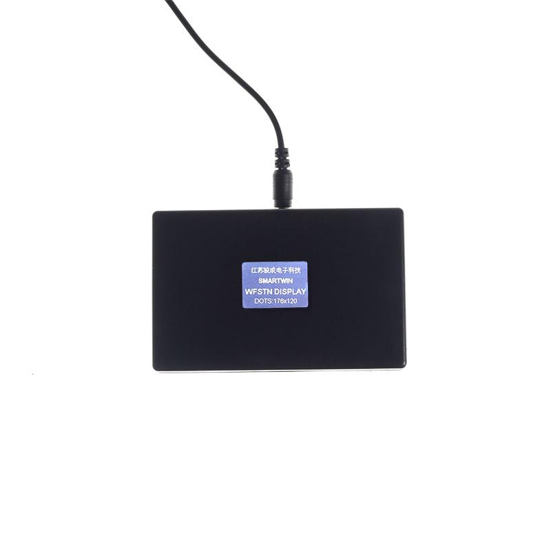 176*120DOTS黑白液晶显示模块
